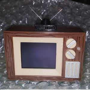 Picture of Generic Wood Cab TV