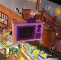 Picture of The Simpsons Pinball Party Micro Display Mod